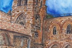 Jerusalem | Grabeskirche | Church of the Holy Sepulcher