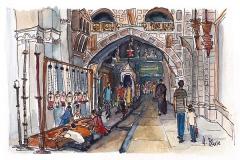 Jerusalem | In der Grabeskirche | In the Church of the Holy Sepulcher