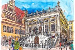 Leipzig | Alte Handelsbörse | Old Trading Exchange