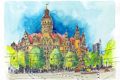 Leipzig | Neues Rathaus | New town hall