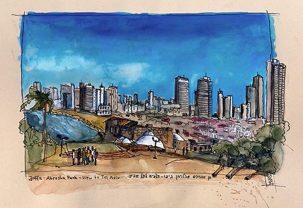 Tel Aviv-Jaffa Abrasha Park